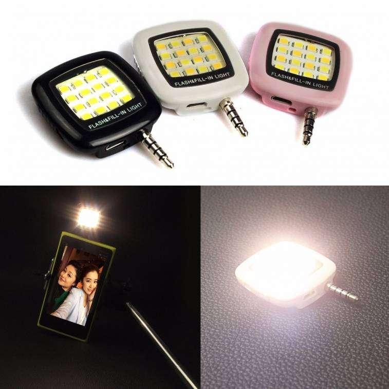 Flash led para smatphone - 4