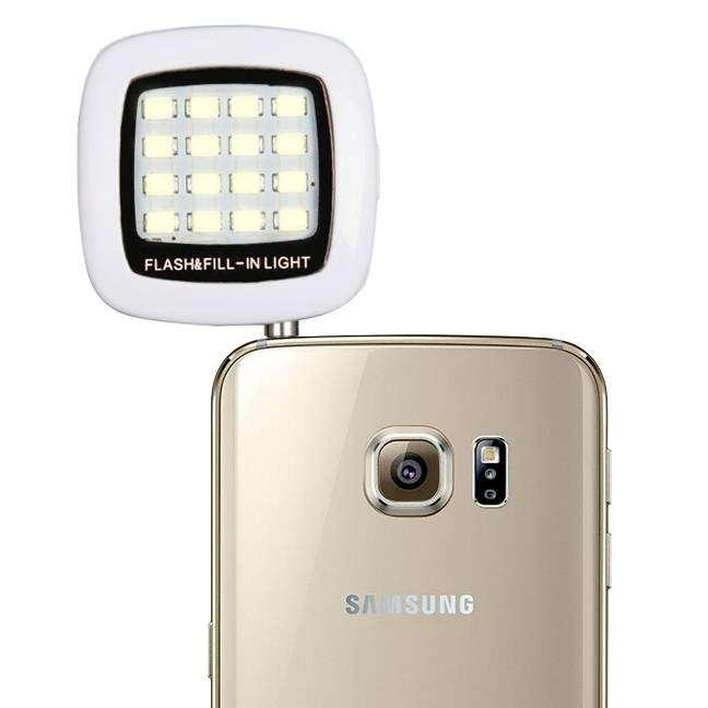 Flash led para smatphone - 1