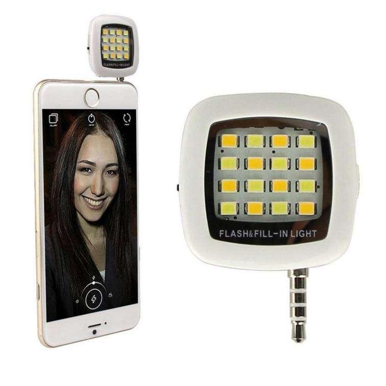 Flash led para smatphone - 2