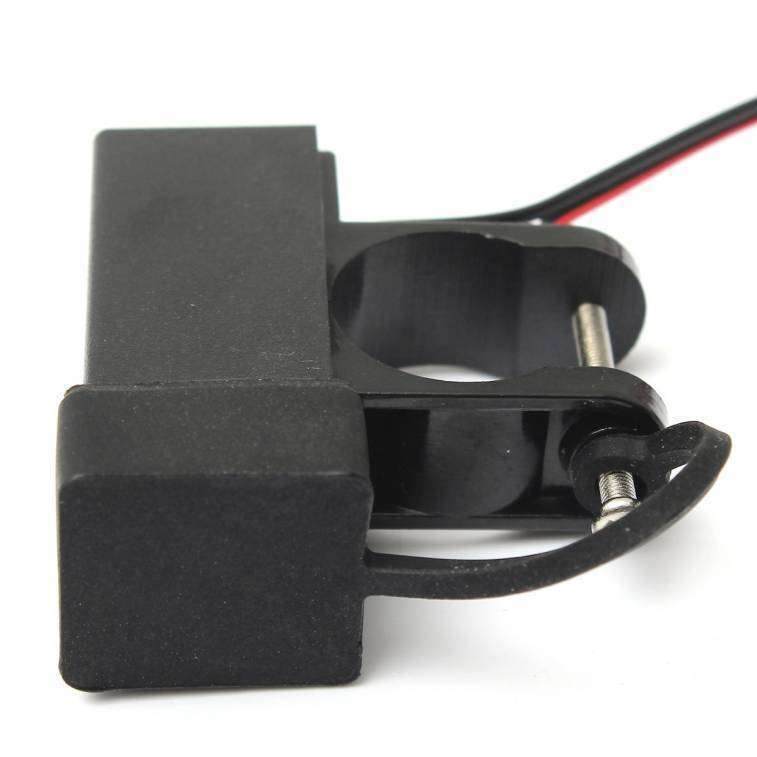 Cargador de celular USB para motos - 1