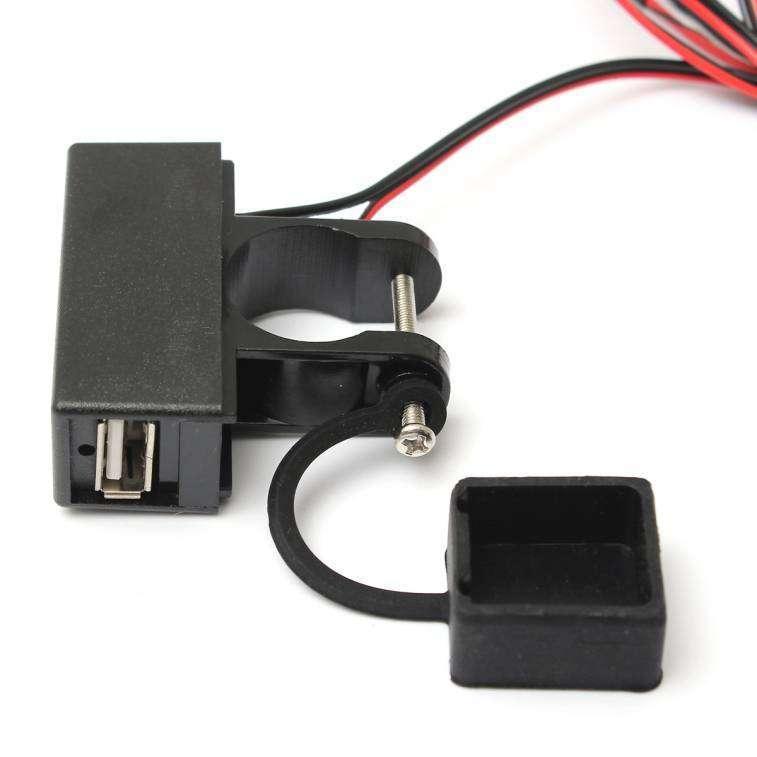 Cargador de celular USB para Motos - 2