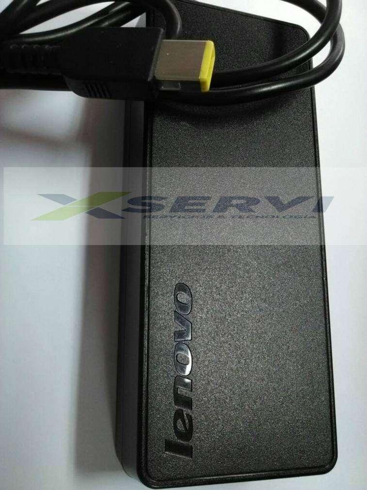 Cargador notebook Lenovo pin tip USB 90w 20V 4.5A - 1