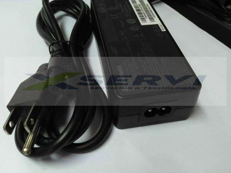 Cargador notebook Lenovo pin tip USB 90w 20V 4.5A - 0