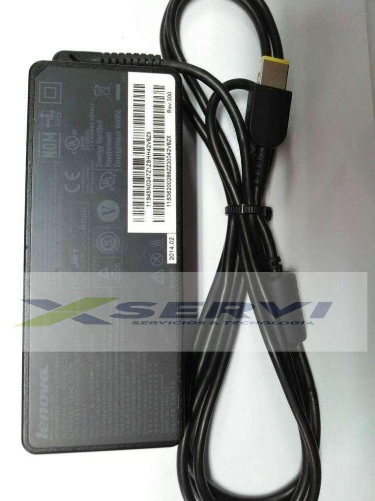 Cargador notebook Lenovo pin tip USB 90w 20V 4.5A - 3