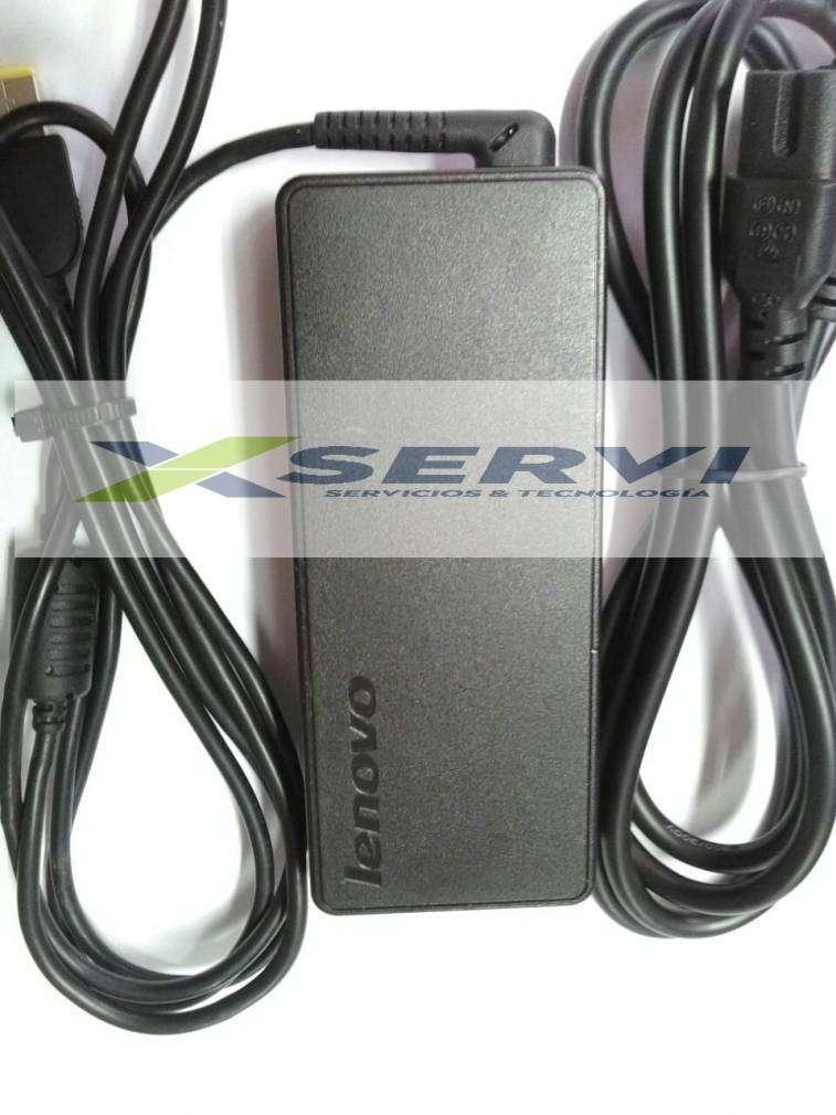 Cargador notebook Lenovo pin tip USB 90w 20V 4.5A - 2