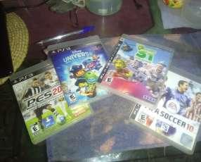 Juegos de play 3 originales