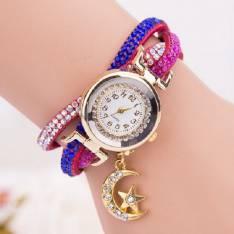 Reloj Luna y Estrella