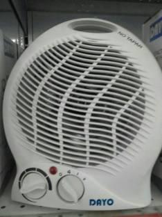 Estufa y ventilador