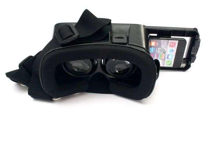 Gafas de Realidad Virtual y Samsung Galaxy Trend - 0