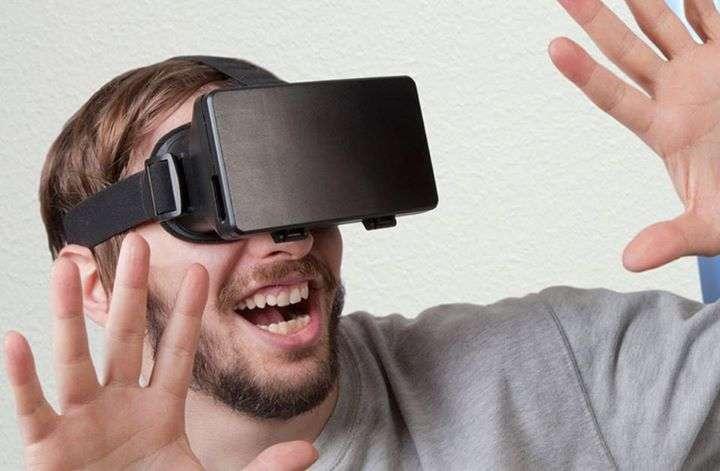 Gafas de Realidad Virtual y Samsung Galaxy Trend - 1