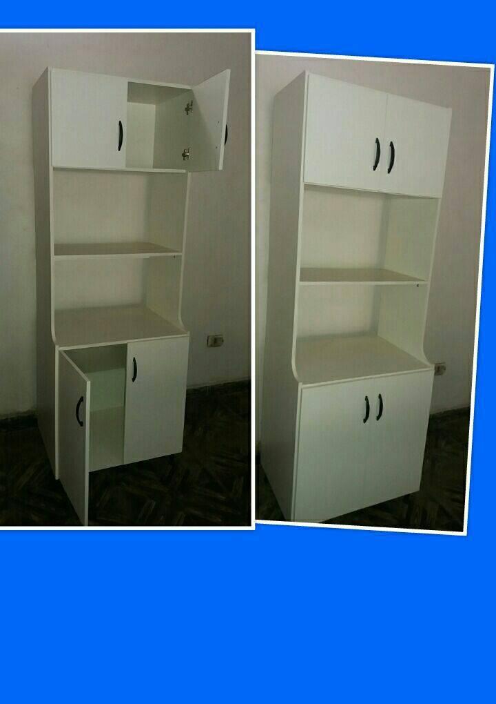 Muebles para microonda y horno el ctrico l s for Muebles para microondas ikea