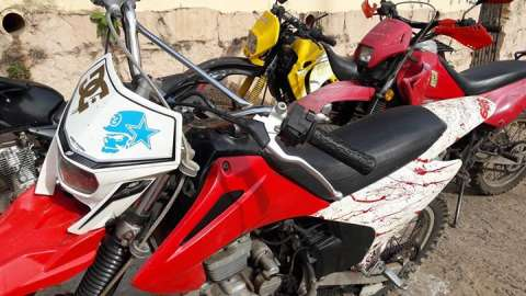 Moto Kenton hunter 250 cc - Eri Espinoza - ID 131569