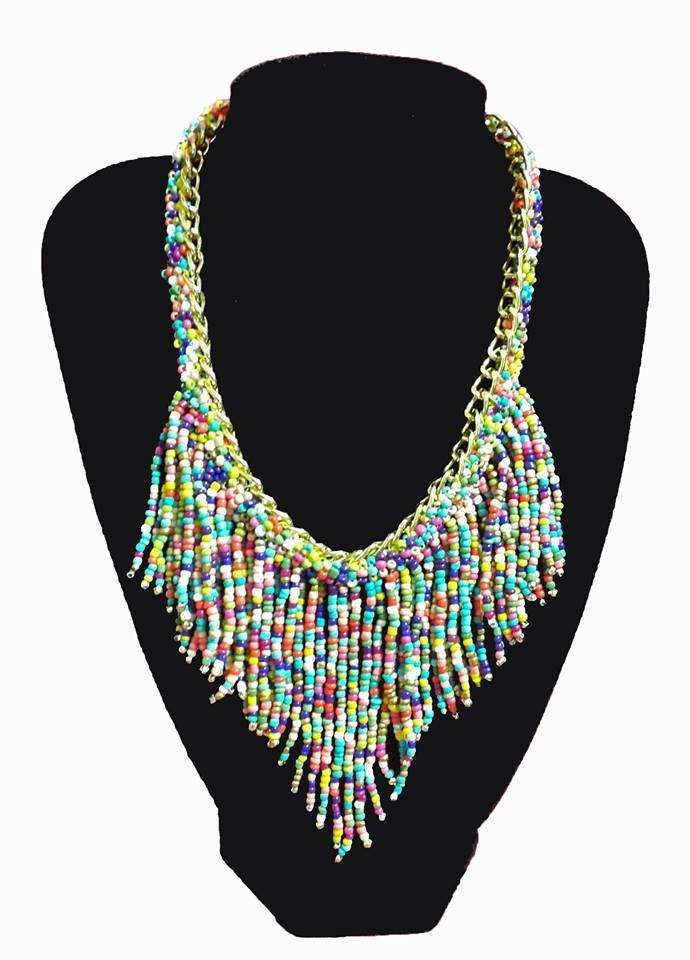 Collar Multicolor - 0