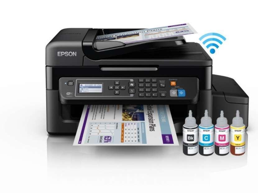 Impresora Epson L575 multifunción - 0