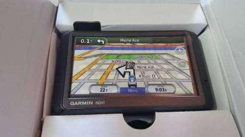 GPS Garmin 255W - 0