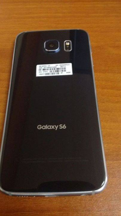 Samsung galaxy S6 64 Gb 4G LTE Impecable