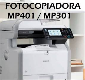 Fotocopiadora Ricoh Aficio Toshiba e Studio