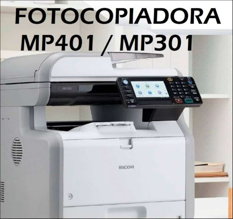 Fotocopiadora Ricoh Aficio Toshiba e Studio - 0