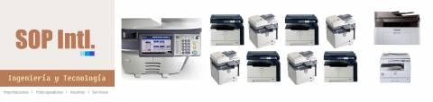 Fotocopiadora fotocopiadoras Ricoh Aficio Toshiba e Studio