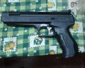 Pistola de aire comprimido americano