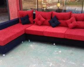 Living sofá cama