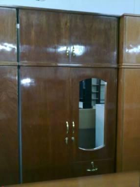 Placard de 2 puertas varios colores de lustre