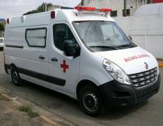 Servicio de Ambulancia base en San Lorenzo 24 hs traslado Nacional y Internacional