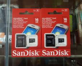 Memory card de 16 GB