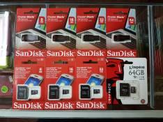 Memory Card SanDisk desde 8 gb