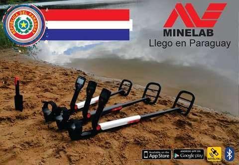 Detector de metales tesoro Minelab GOFIND20 - 0