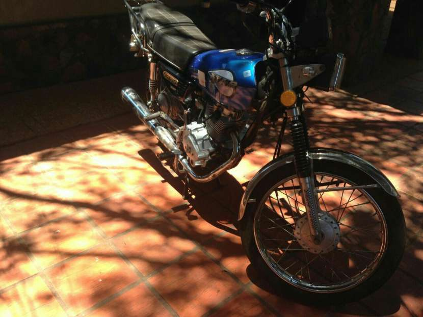 Moto Star CG 150 cc 2013 - 1