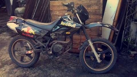 Moto kenton xplora 250