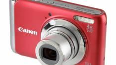 Cámara Canon PowerShot A3100 IS