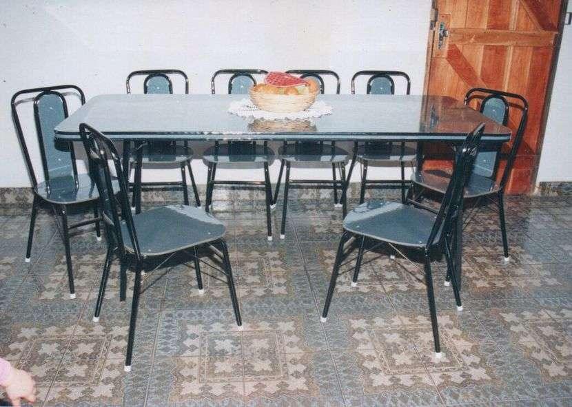 Comedor 8 sillas - 0