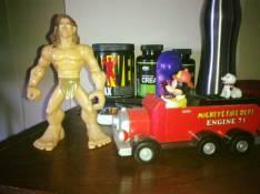 Camioncito de Disney