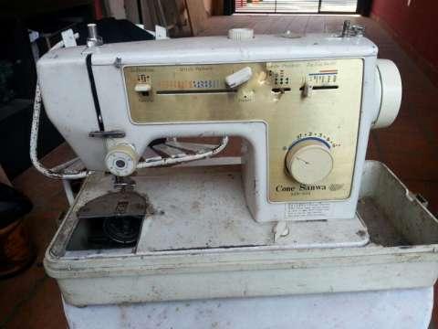 Máquina de coser para repuesto