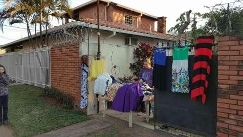 Feria de ropas