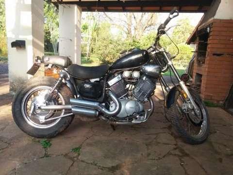 Moto Yamaha Virago xv 535 1993