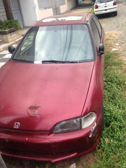 Honda civic 1994, motor 1.6