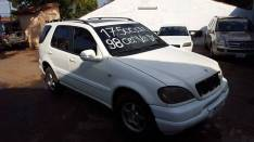 Mercedes Benz Ml320 naftero 1998