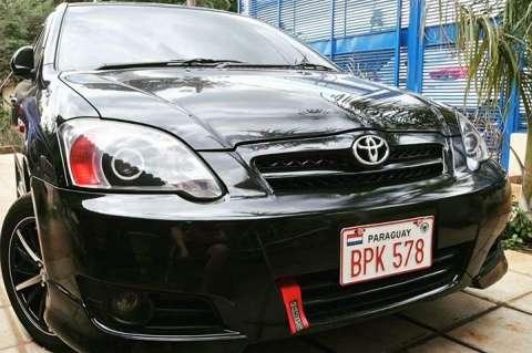 Toyota en buen estado