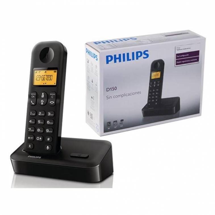 Teléfono inalámbrico Philips D150