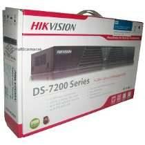DVR Hikvision tradicional analógico de 16 canales