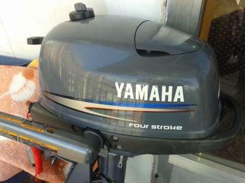 Motor fuera de borda Yamaha 4 tiempos