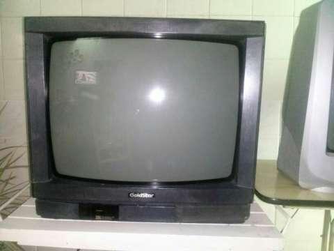 TV Goldstar 21 pulgadas