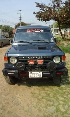 Mitsubishi Montero 1991 mecánico