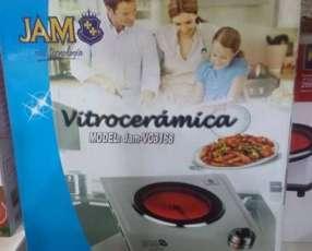 Placa infrarroja vitrocerámica infrarroja
