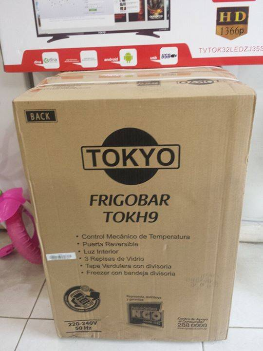 Frigobar Tokyo 90 litros