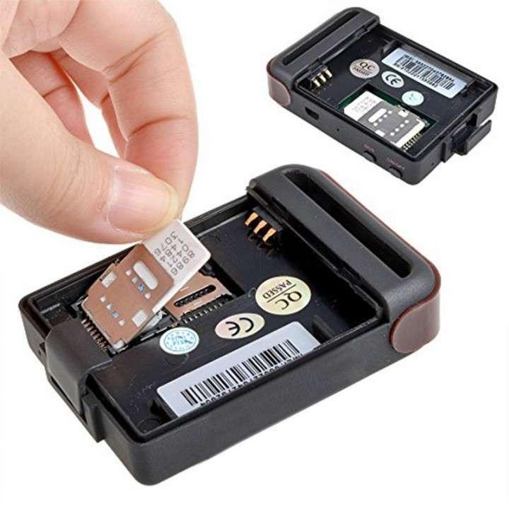 GPS Rastreador a SIM Card - 4