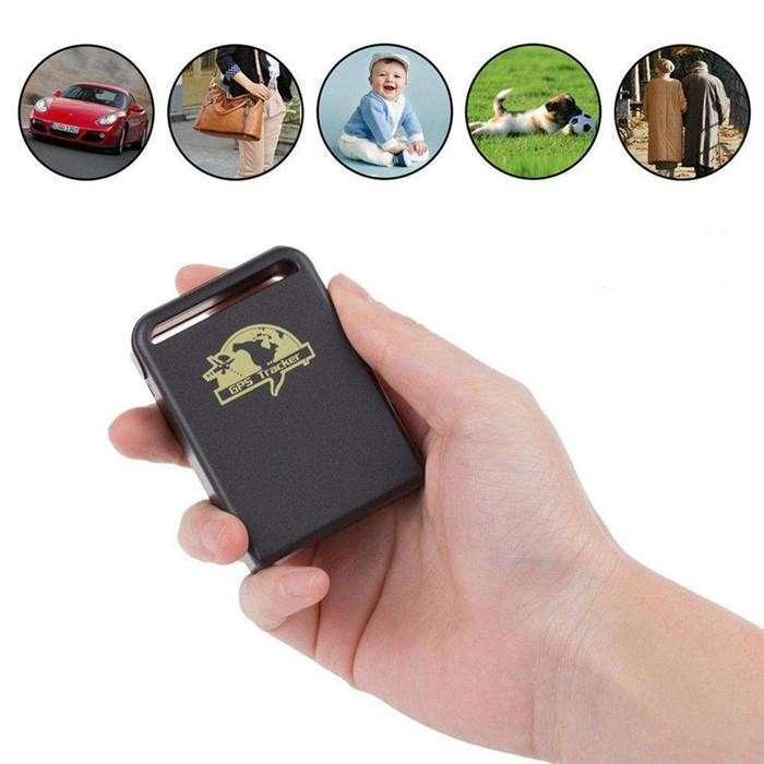 GPS Rastreador a SIM Card - 5